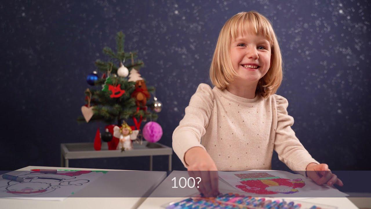 """Fundacja Dajemy Dzieciom Siłę - akcja """"List od Mikołaja"""" - Ile lat ma św. Mikołaj"""