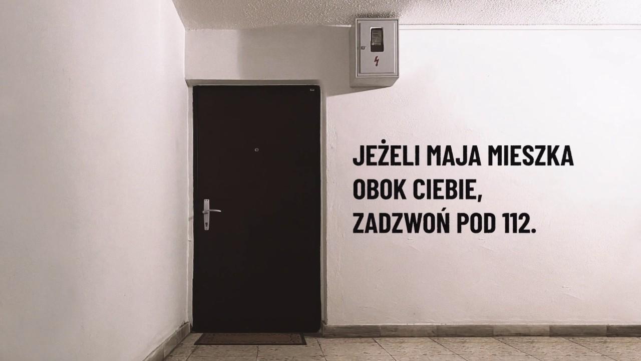 Za drzwiami - kampania o reagowaniu w sytuacjach krzywdzenia dzieci
